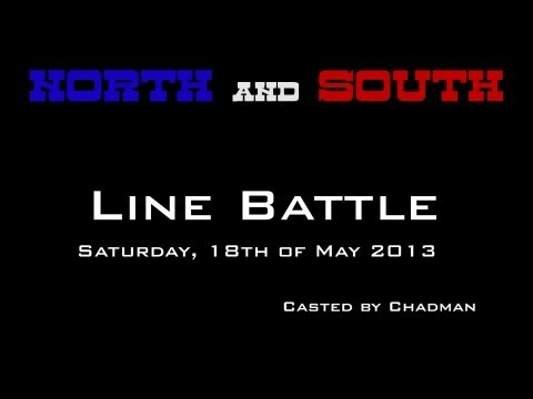 Mount and Blade - Line Battle - North &amp; South Mod - Saturday Event  18-05-2013)_Legjobb videk: Pker