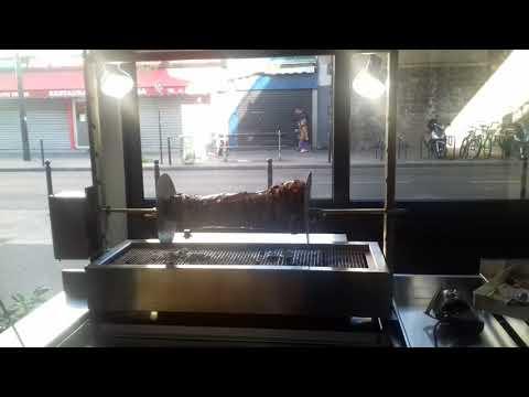 Paris arabic shawarma gâteaux orientale chez algerιno rue d'avron 75020 paris
