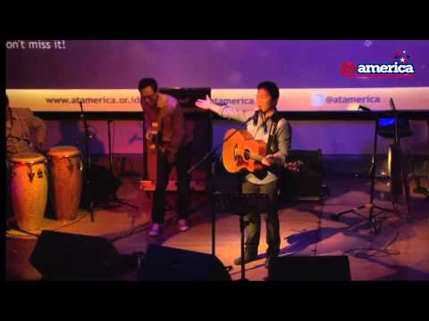 An Evening with Sandhy Sondoro at @america