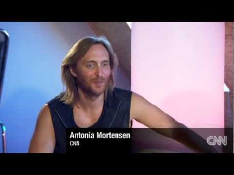 DJ David Guetta says electro music is growing