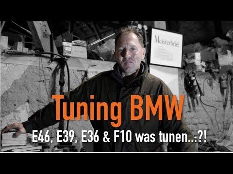 Tuning BMW - E46, E39, E36 & F10 was tunen...?! Erklärt vom Kfz Meister