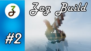 Minecraft - Zag Build - Little Drakkar #2