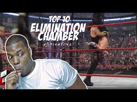 Elimination Chamber Match eliminations: WWE Top 10 (Reaction)