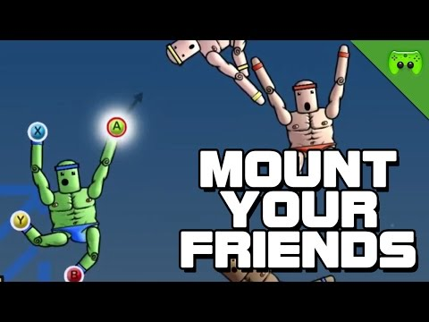 MOUNT YOUR FRIENDS # 17 - Die kürzeste Folge ever «» Let's Play Mount Your Friends | HD