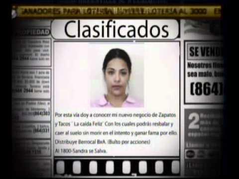 Anuncios clasificados chistosos videos videos for Anuncios clasificados gratis
