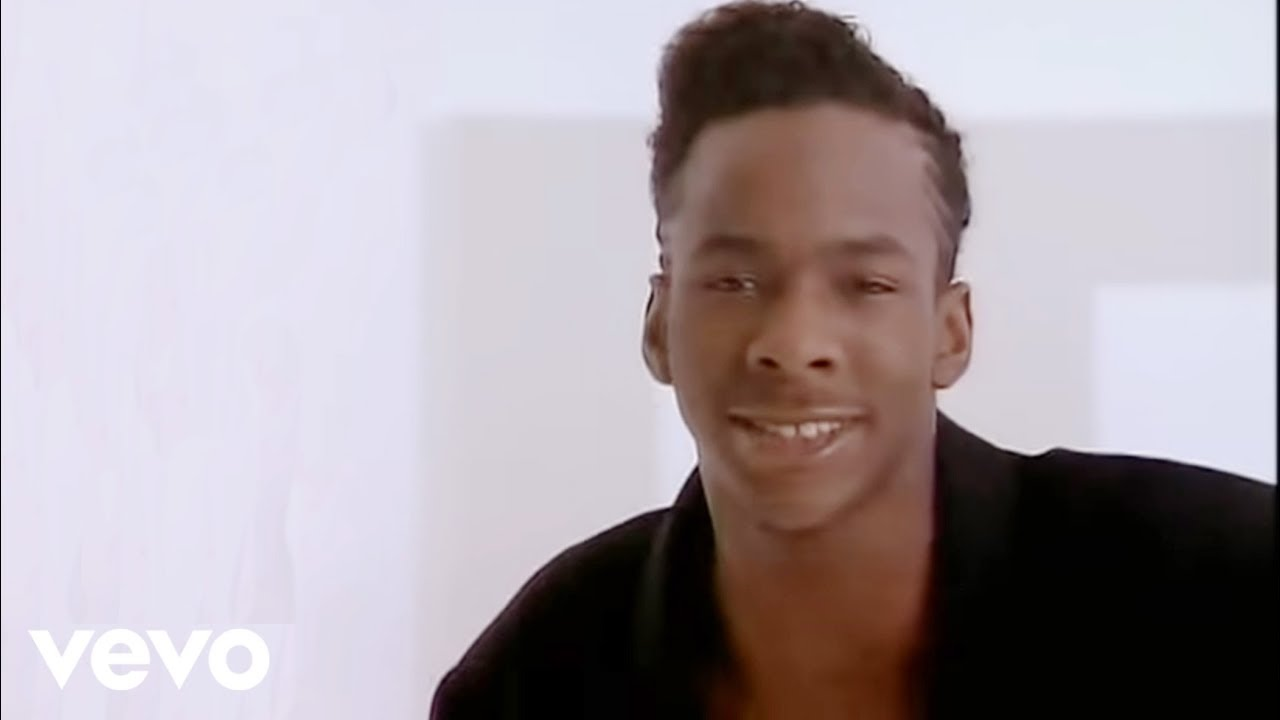 "Old School [Music Video] Bobby Brown – ""Every Little Step"""