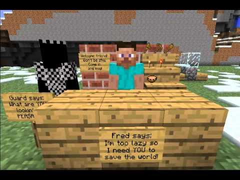 Minecraft: Mods - Shelf, Armor Stand, Auto-Turrets!