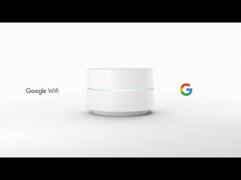 Here is how to pre-order Google's new WiFi router