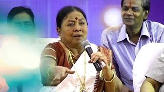 Manorama and Sivakumar emotional speech in Cinema Journalist Association Function | Kamal Kollywood News 03/10/2015 Tamil Cinema Online
