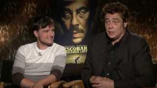 Nonton Escobar  Paradise Lost  Benicio Del Toro   Josh Hutcherson Exclusive Interview Film Subtitle Indonesia Streaming Movie Download