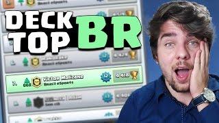 Nesse vídeo mostro um deck muito forte que me rendeu a posição 7 do top br em Clash Royale! Todos vocês já conhecem esse...