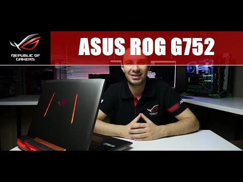 ASUS ROG G752 - Unboxing and Overview