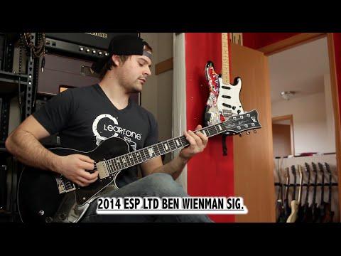 13 guitar metal song