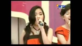 Video BLINK vs CHERRYBELLE vs PRINCESS - BATTLE SINGING MP3, 3GP, MP4, WEBM, AVI, FLV Maret 2018