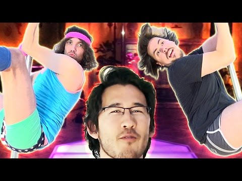 2. - Markiplier and The Game Grumps learn the way of the pole dance! Watch the ORIGINAL ...