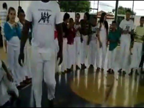 Roda de capoeira  - Rio Vermelho MG 2013