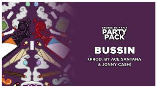 Shoreline Mafia - Bussin (Prod. by Ace Santana & Jonny Cash) [Official Audio]