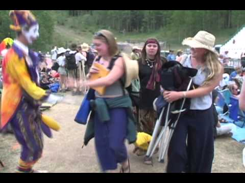 A kids perspective on Telluride Bluegrass