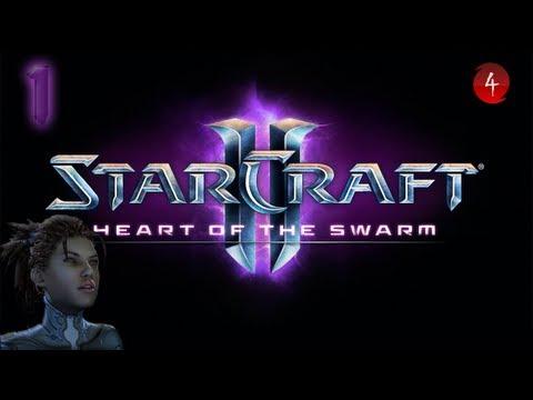 StarCraft 2 - Heart of the Swarm. Эксперт Часть 1. Лабораторная крыса