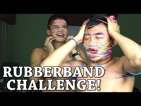 RUBBER BAND CHALLENGE!