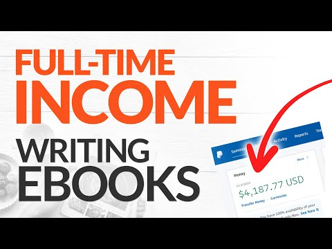 How To Build A Full-Time Income From Your Writing #BSI 22