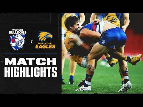 Western Bulldogs v West Coast Highlights | Round 16, 2020 | AFL