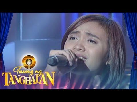 Video Tawag ng Tanghalan: Mara Cherry Baco | Itanong Mo Sa Mga Bata download in MP3, 3GP, MP4, WEBM, AVI, FLV January 2017