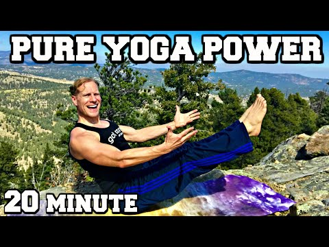 Power Yoga for Weight Loss – 20 min Fat Burning Workout