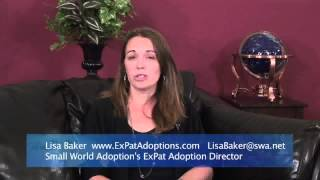 Can You Adopt While Living Abroad? Expat Adoption Tips Lisa Baker China Program Director
