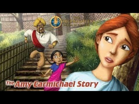 The Torchlighters: The Amy Carmichael Story (2010)   Full Episode   Alison Pettitt