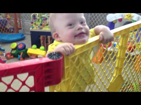 Watch video Down Syndrome: My son is spiderman