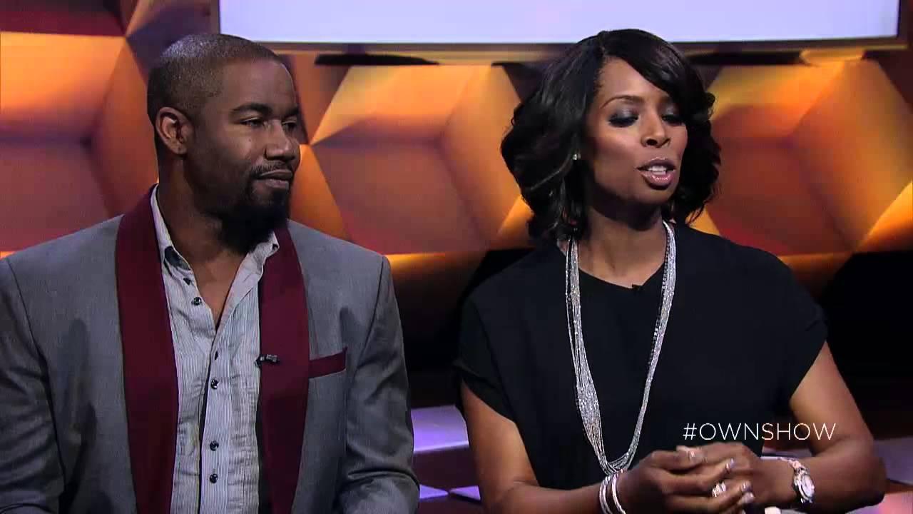 "Michael Jai White, Tasha Smith: ""For Better or Worse"" Interview | #OWNSHOW | Oprah Online"