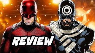 Daredevil Season 3 Review NO SPOILERS and Iron Fist Cancelled News Explained