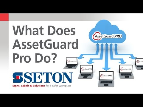 What Can I Do With AssetGuard Pro Asset Tracking Software? | Seton Video