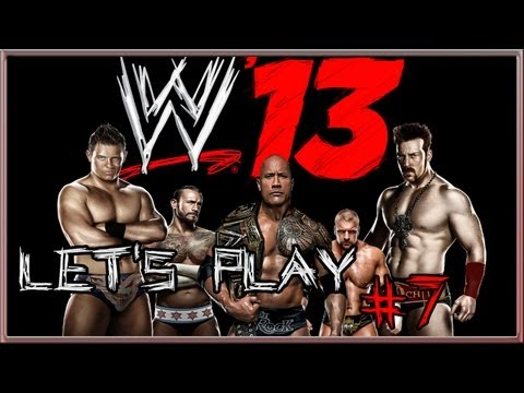 WWE 13: Attitude Era | Let's play #7