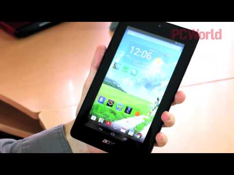 ACER Iconia One 7. Review en Español