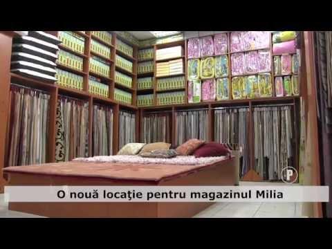 O nouă locaţie pentru magazinul Milia