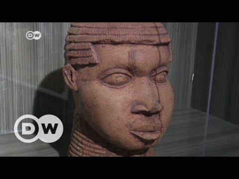 Wie umgehen mit Raubkunst aus Afrika? | DW Deutsch