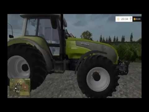 Valtra T140 LS15 clean v1.0