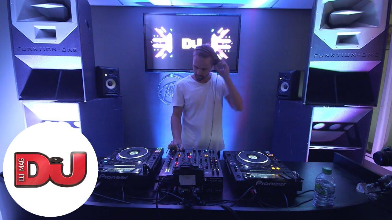 Nick Curly - Live @ DJ Mag HQ 2015