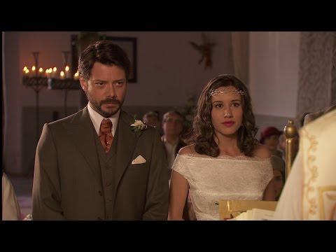 il segreto - lucas interrompe le sue nozze con aurora