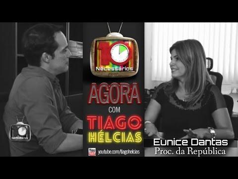 10'Necessários - Eunice Dantas e o escândalo das Subvenções