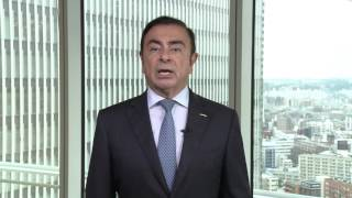 2016 Nissan Mitsubishi Alliance Announcement - Carlos Ghosn