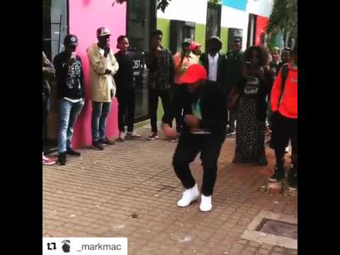 Okmalumkoolkat Dances