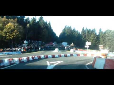 Rallye de France Alsance 2014 - Kubica - SS1