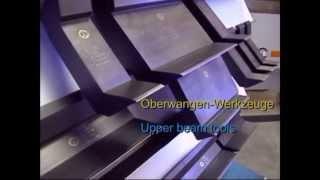 Schwenkbiegemaschine FLEXIbend (RAS)