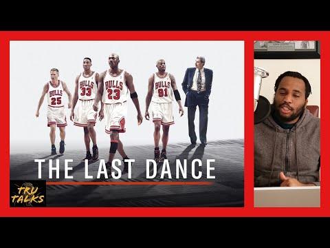 Michael Jordan's THE LAST DANCE Documentary Episode's 7 & 8!!!