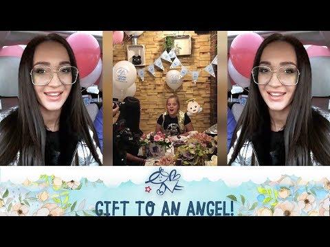 Бузова помогаю детям Благотворительный фонд «Подарок ангелу»