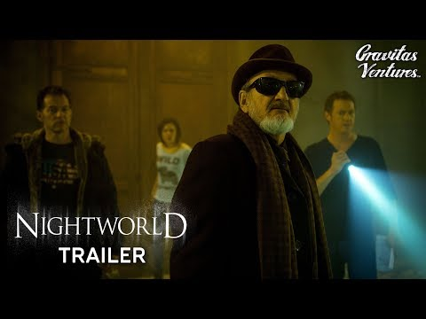 Nightworld Trailer I Robert Englund I Jason London I Horror Trailer