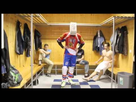 HARLEM SHAKE - Czech Ballhockey Team